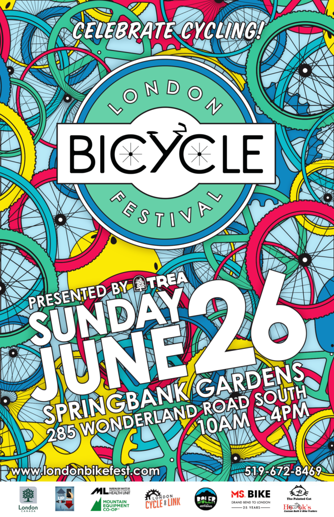 LondonBicycleFestival-Poster